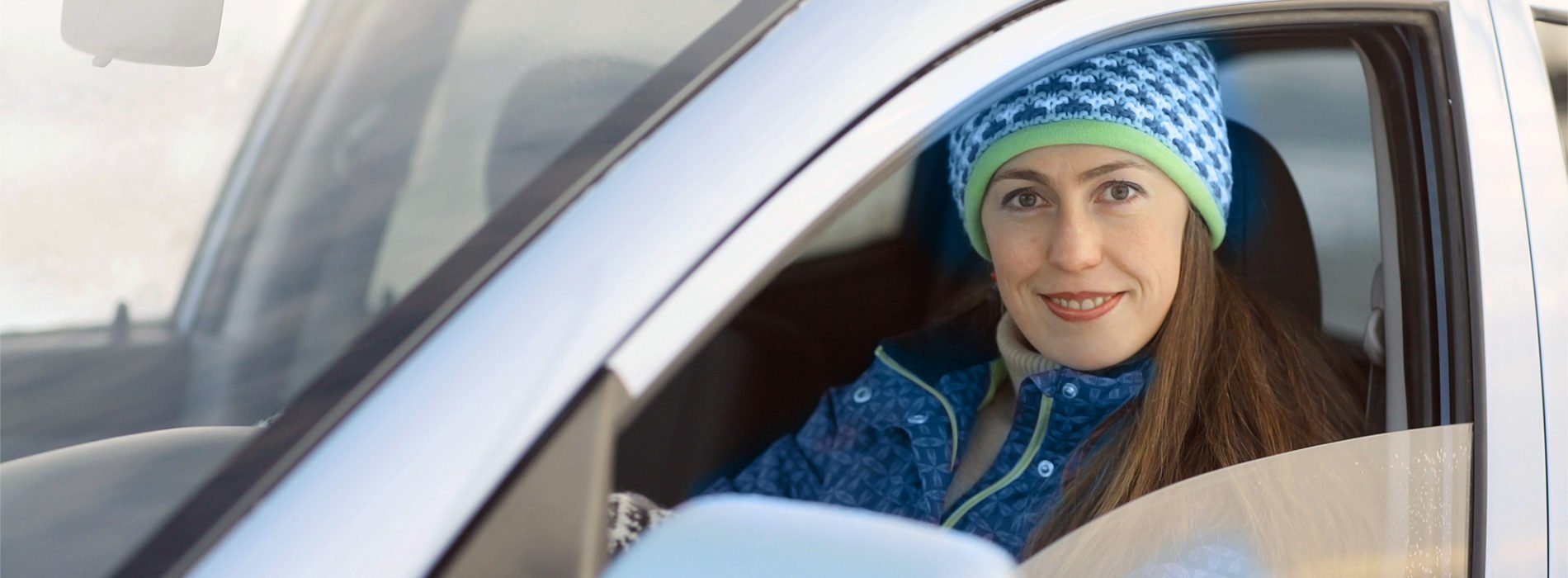 Mom window of car CAA Members can SAVE up to 20% on Auto and Home Insurance